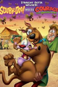 Straight Outta Nowhere: Scooby-Doo! Meets Courage the Cowardly Dog Online Lektor PL CDA